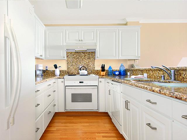 Kitchen - Condo 204