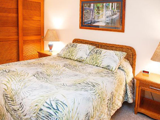 Bedroom - Condo 307