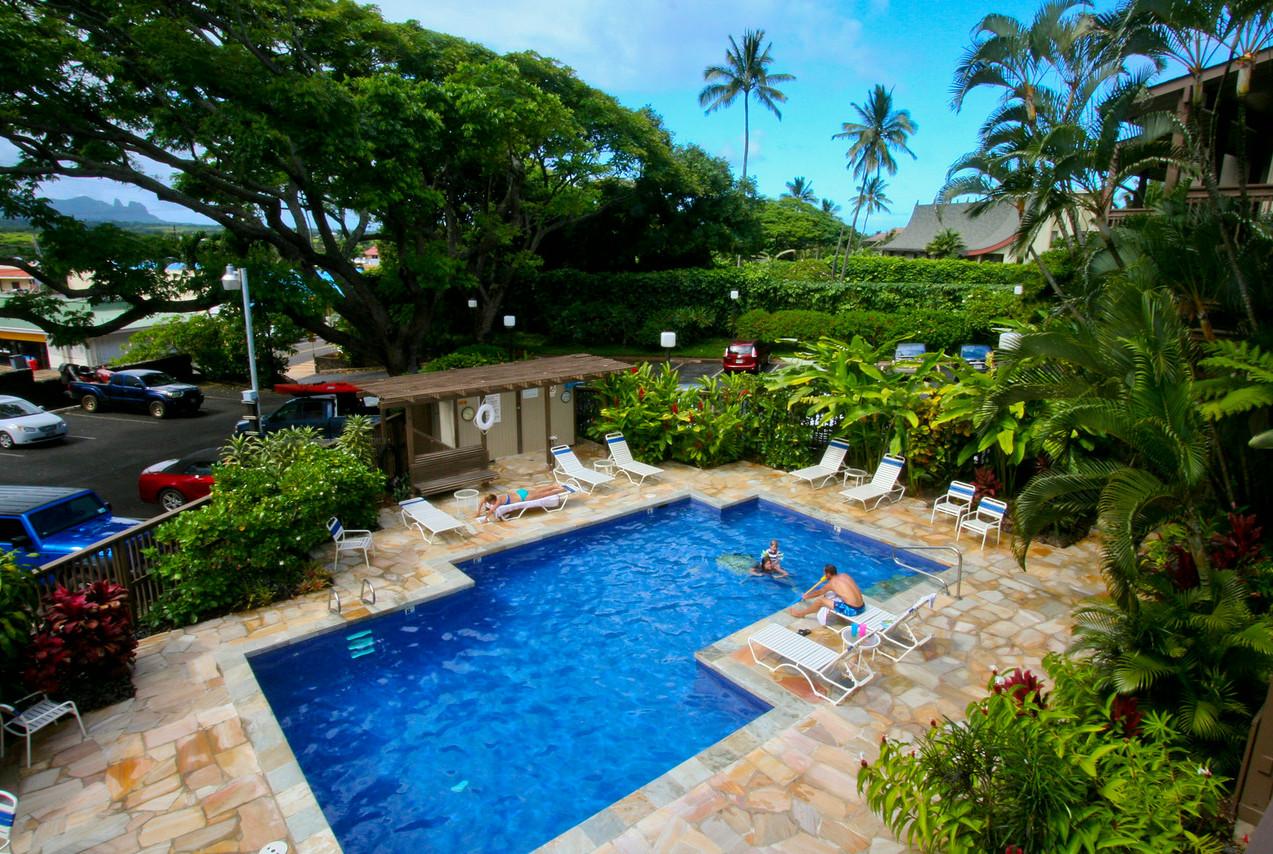 Wailua Bay View Pool