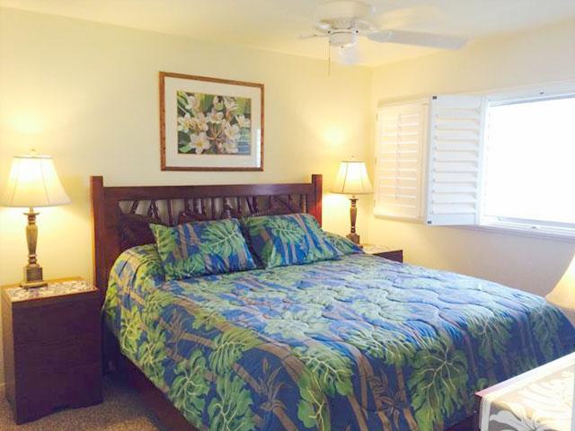 Bedroom - Condo 105