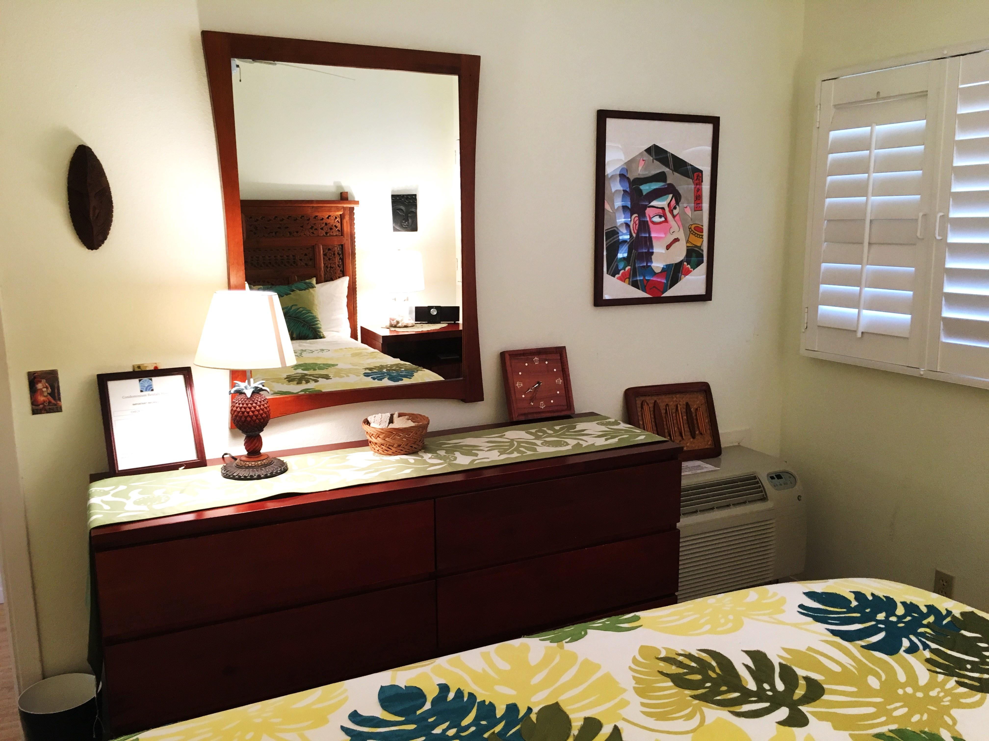 Wailua Bay condo 206 bedroom