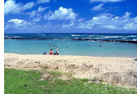 Lyndgate State park, Kauai, Hawaii