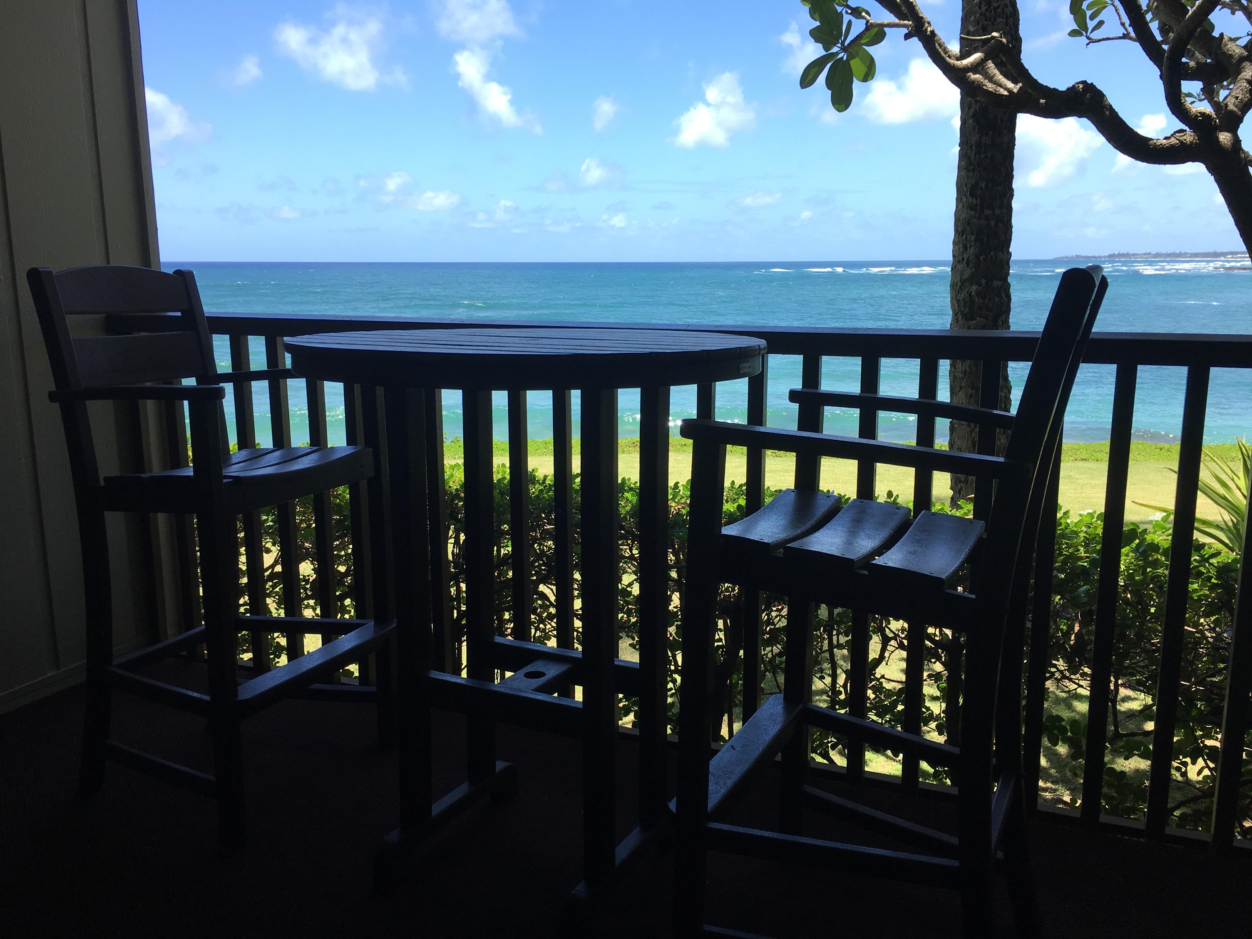 Wailua Bay View 114 ocean view