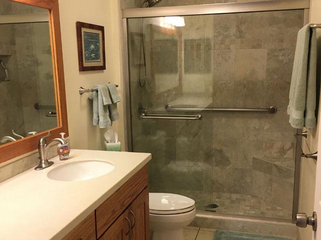 Bathroom - Condo 307
