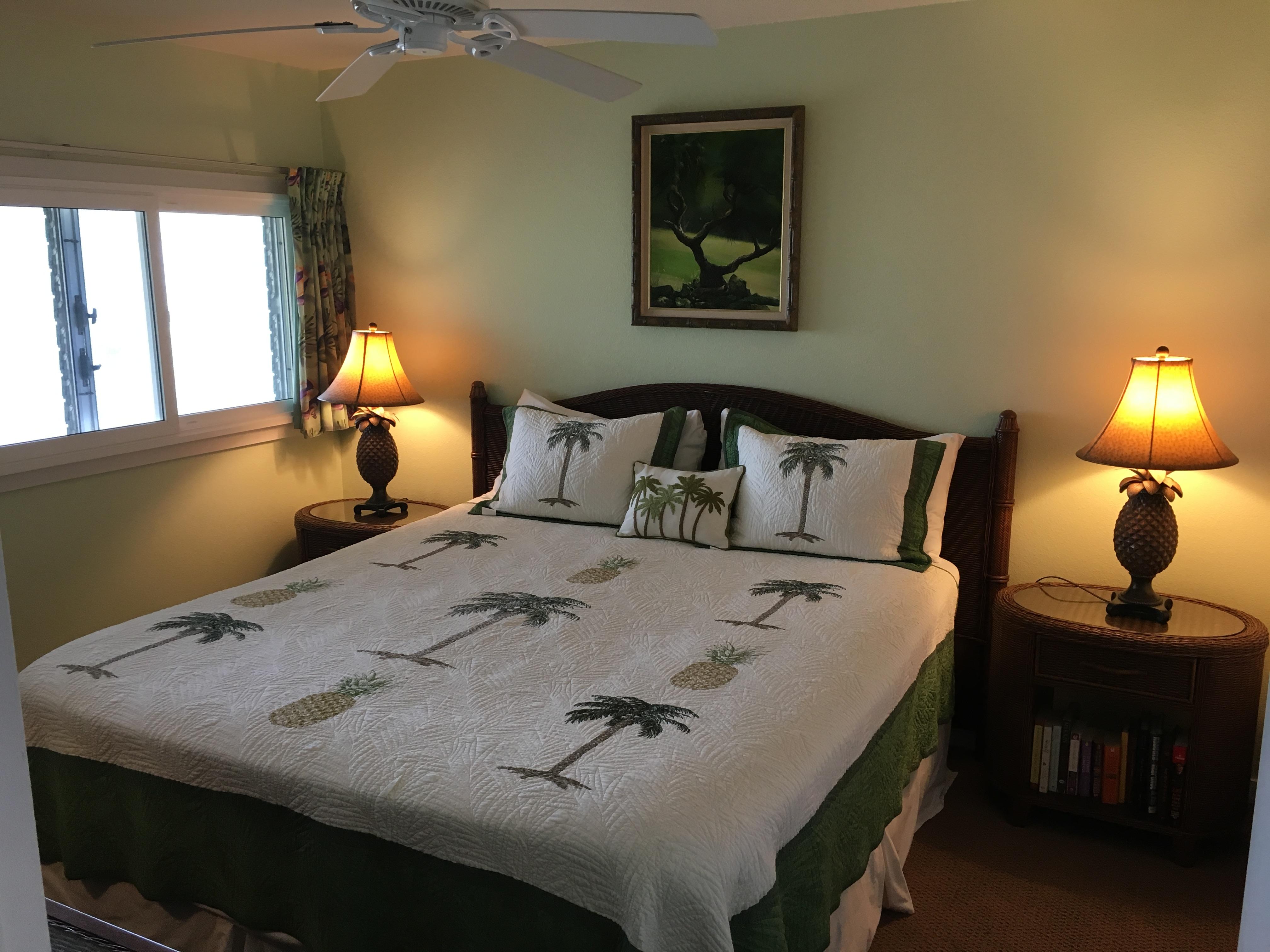 Bedroom - Condo 304