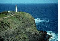 Kilauea Lighthouse and Kilauea Point National Wildlife Refuge, Kauai, Hawaii