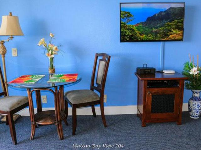 Dining Area - Condo 204