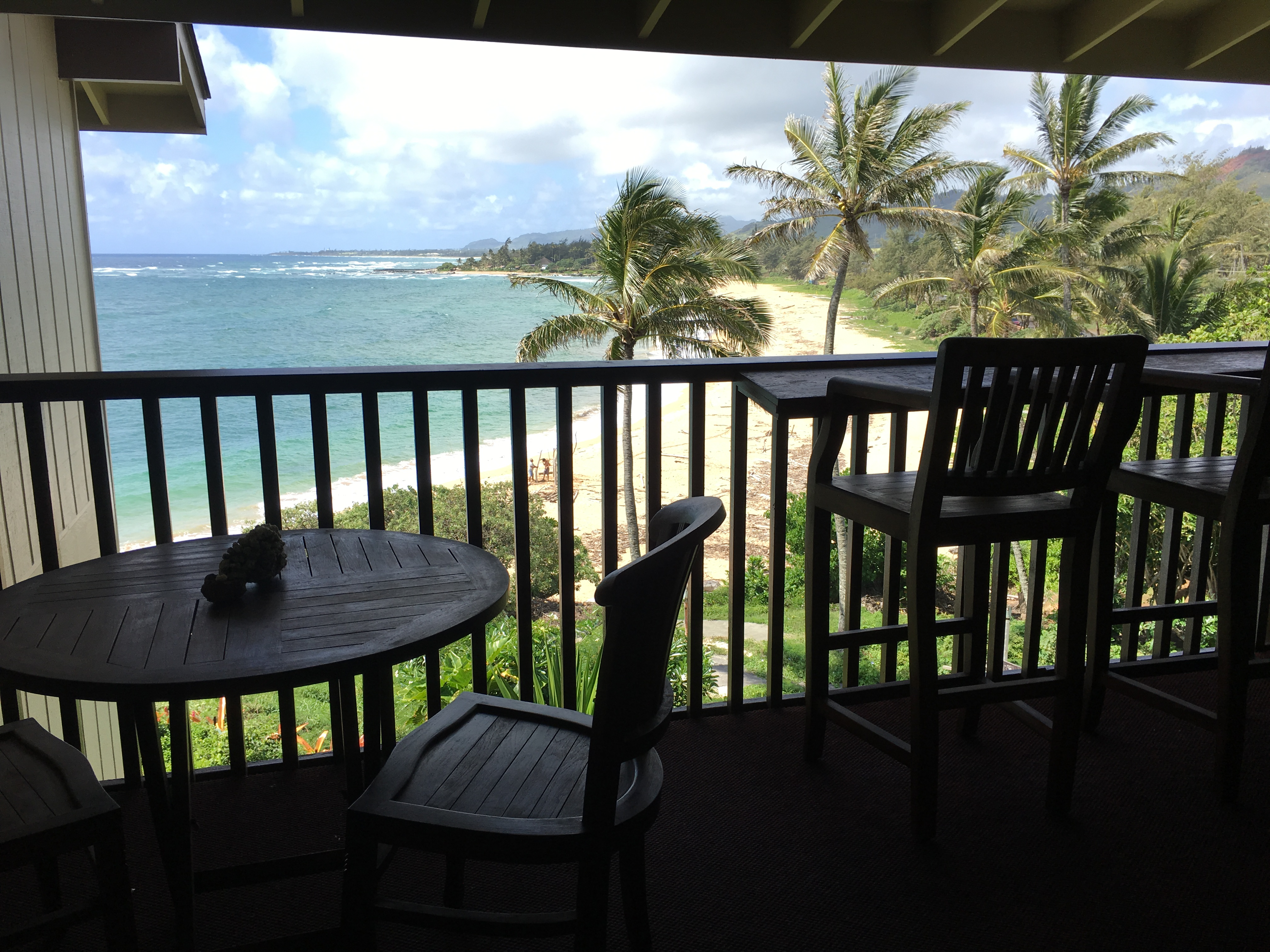 Great View from Wailua Bay View vacation rental