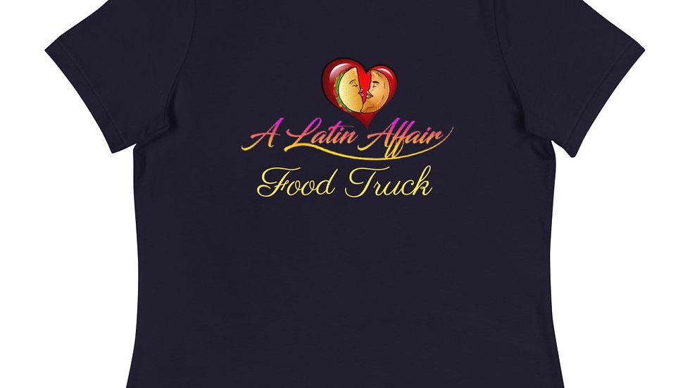 Latin Affair Women's Relaxed T-Shirt
