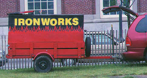 Ironworks, Iron Pour 1998-99