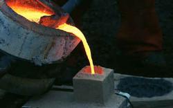Iron Pour 1999