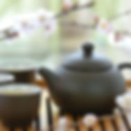 Jing-hegy, zöld tea