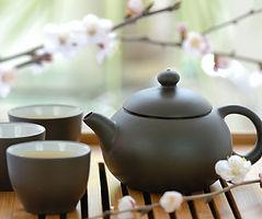 cerimônia do chá