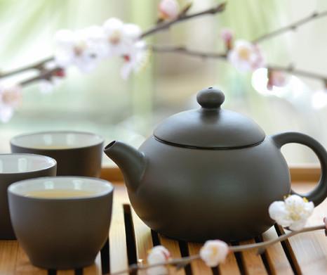 Thés, théières et services à thé