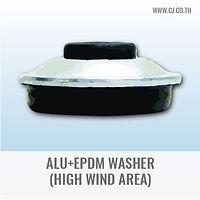 แหวนยางอลูมิเนียม Alu-EPDM Washer - ซีเจ