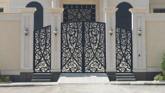 ประตูรั้ว