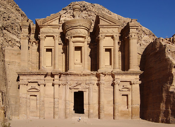 Dec 31st- Jan 1st 1 Day Petra tour