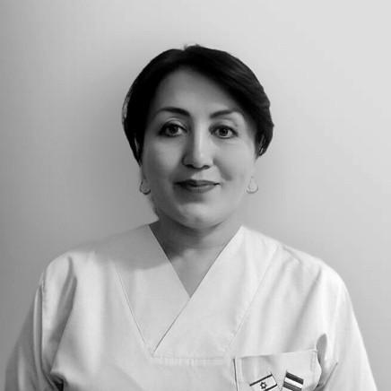Мирзахмедова Наргиза Алисултановна