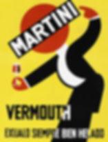 el cazador de vermuts martini