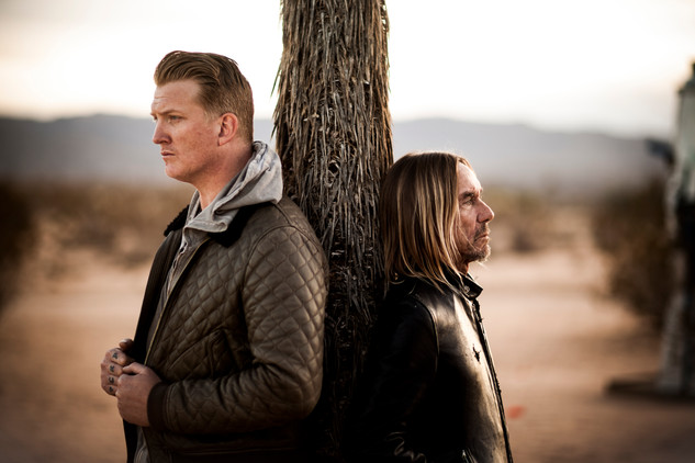 Joshua Homme and Iggy Pop / American Valhalla