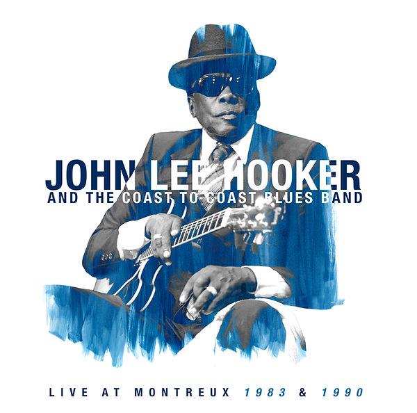 2LP Vinyl-John Lee Hooker_Live At Montre