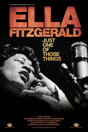 Ella Fitzgerald: Just One Of Those Things film poster