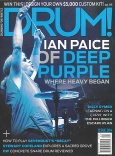 Drum! - June 2013