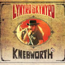 Live at Knebworth cover art