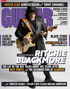 Guitar World - June 2018