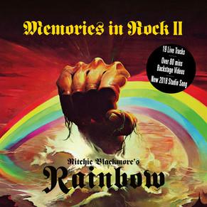 Memories In Rock II 2CD+DVD