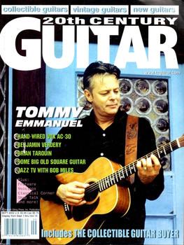 20th Century Guitar - September 2002