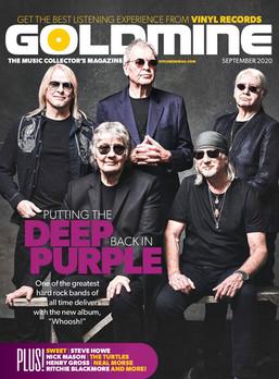 Goldmine Magazine - September 2020
