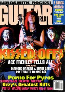 Guitar World - August 1993
