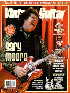 Vintage Guitar - September 2007