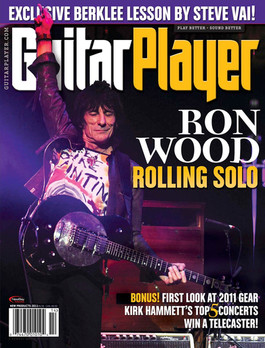 Guitar Player - New Products 2011 issue