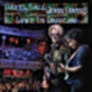 Hall & Oates Live In Dublin DVD+CD cover