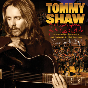 Tommy Shaw and The Contemporary Youth Orchestra - Sing For The Day! Blu-ray