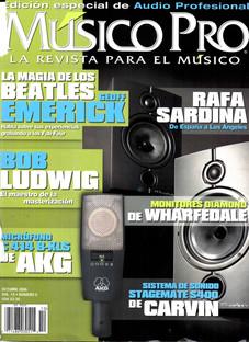 Musico Pro - October 2006
