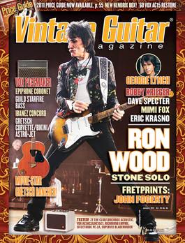 Vintage Guitar - January 2011