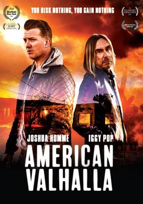 American Valhalla DVD