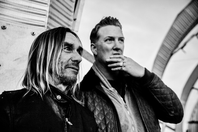 Iggy Pop and Joshua Homme / American Valhalla