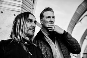 Iggy Pop and Joshua Homme / American Valhalla
