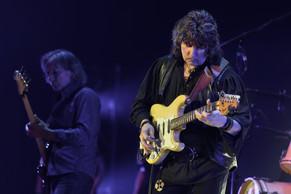 Bob Nouveau and Ritchie Blackmore