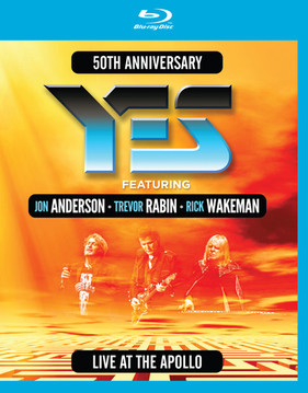 50th Anniversary - Live At The Apollo Blu-ray