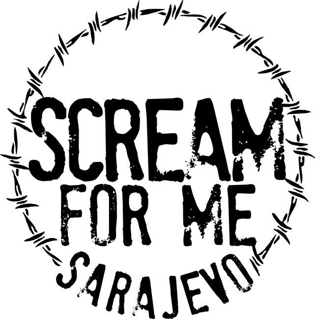 Scream For Me Sarajevo logo