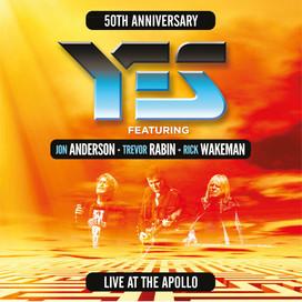 50th Anniversary - Live At The Apollo 2CD