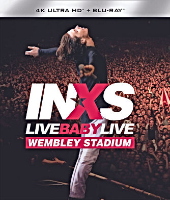 INXS_2D_4K Ultra High Definition Blu-ray