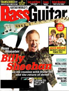 Bass Guitar - May / June 2005