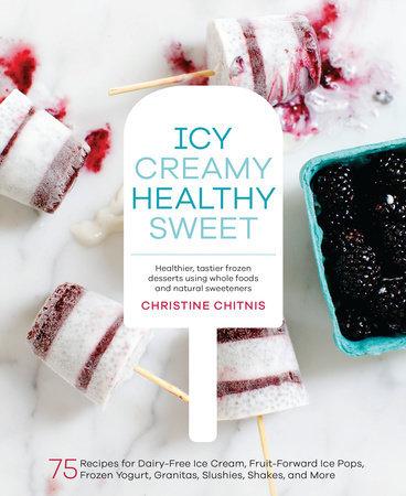 Icy Creamy Healthy Sweet // Christine Chitnis