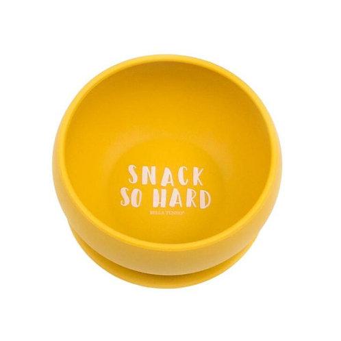 Snack So Hard Wonder Suction Bowl